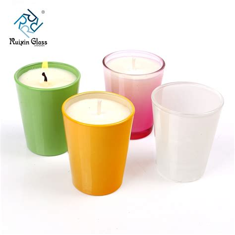 Votive Holders by Glass Votive Holders Clear Votive Candle Holders