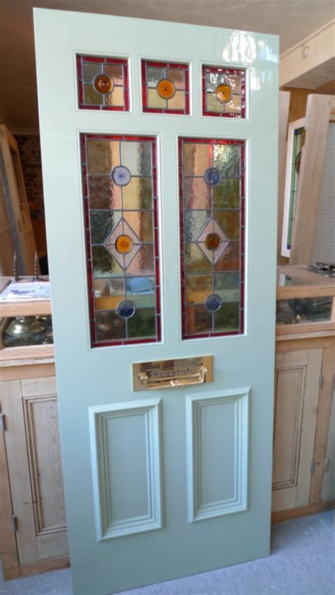 stained glass for front doors a style stained glass front door incorporating 3