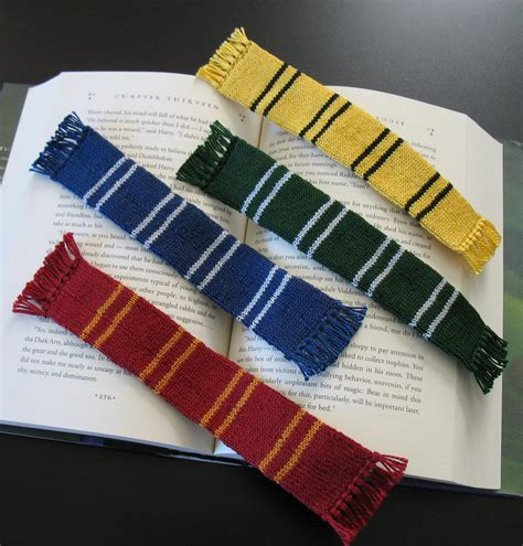 free downloadable harry potter knitting patterns bookmark knitting patterns in the loop knitting