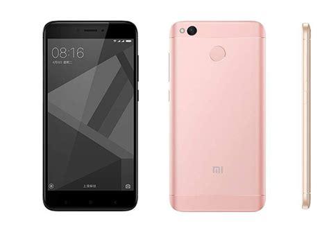 redmi 4x harga xiaomi redmi 4x terbaru desember 2017 smartphone