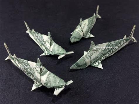 origami hammerhead shark money origami sharks koi fish hammerhead sharks
