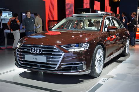 Audi A8 L W12 by Free At Last Audi S Electrified A8 L Is Ready To Cut The Cord