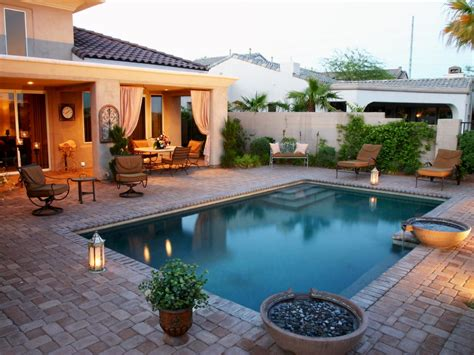 pool and patio designs backyard patio hgtv patio designs with pool small