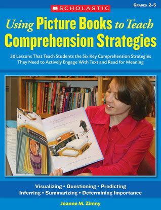 picture books to teach reading strategies using picture books to teach comprehension strategies 30