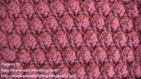 knitting design embossed knitting stitches knitting