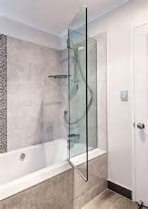 Shower Door Over Bath bath screens shower solutions