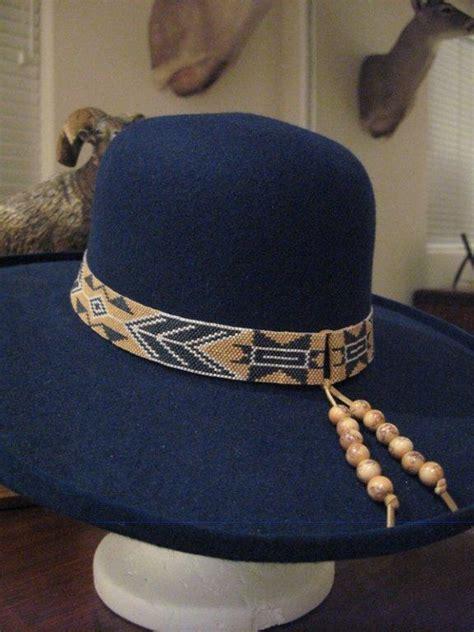 beaded hat band panda miyuki 11 0 delicas to make hat bands