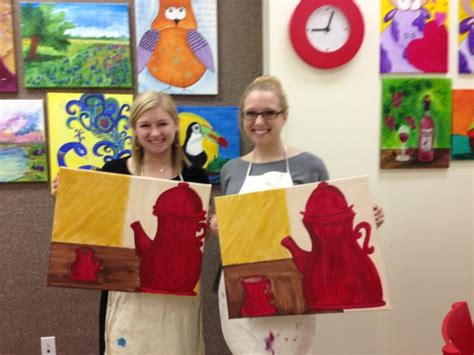 paint with a twist irving dallas ft worth boyb painting classes the yes