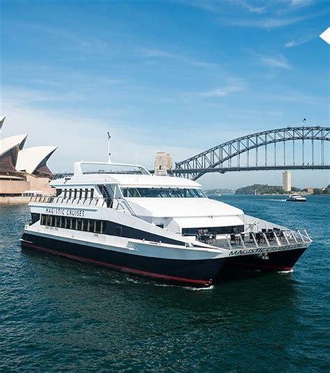 cruises sydney lunch cruises on sydney harbour seafood buffet sydney