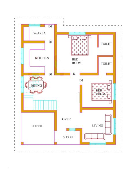 3 bedroom house plans in kerala kerala 3 bedroom house plans so replica houses