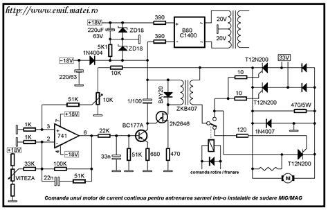Bobinare Motor Monofazat by Variator Tensiune Cu Tiristor Caut Schema Pagină 2