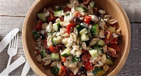 recette salade de p 194 tes 192 la grecque circulaire en ligne