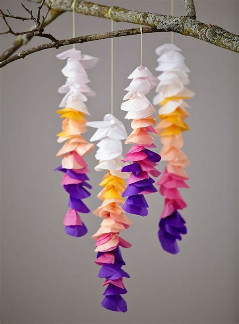 crafts for with paper creative tissue paper crafts for and adults hative