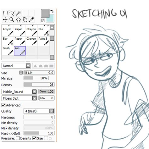 paint tool sai lineart tips i ll perform a supersonic swan dive through skaia