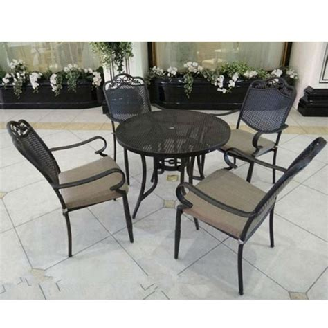 small patio chairs outdoor patio furniture wrought iron tables and chairs