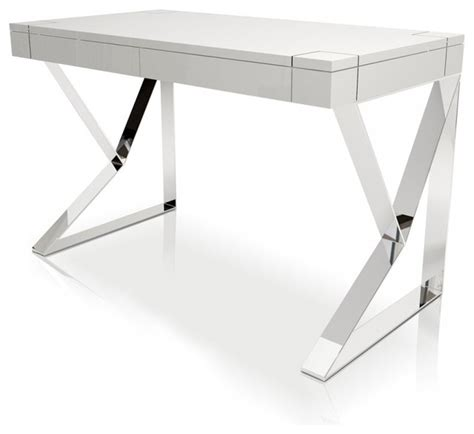 white lacquer desk accessories houston white lacquer desk modern desks and hutches