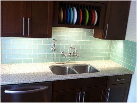 kitchen backsplash glass tile subway glass tile backsplash tiles home design ideas