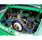 1973 Porsche 911 RS Conversion Viper Green 32 Supertec