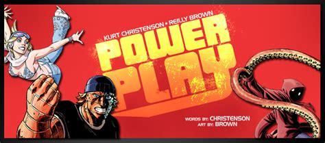power play power play a digital comic book