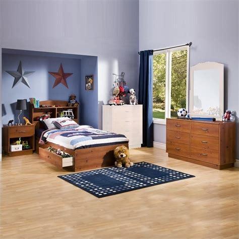 boy bedroom furniture set logik pine wood storage bed 4 boys