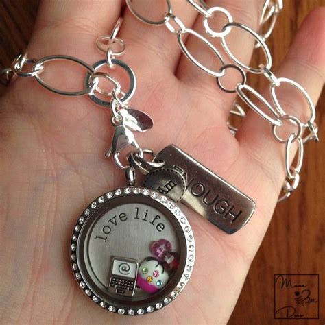owl origami necklace why my origami owl living locket necklace means so much to