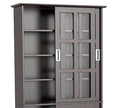 media storage cabinet with glass doors media storage cabinet sliding glass doors display