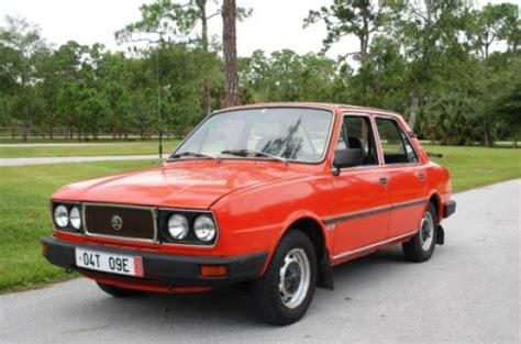 Skoda Rapid 1980 by 1980 Skoda 120 L Related Infomation Specifications Weili