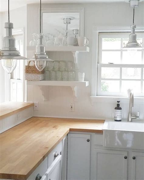 white kitchen cabinets with butcher block countertops the best 28 images of white kitchen cabinets with butcher