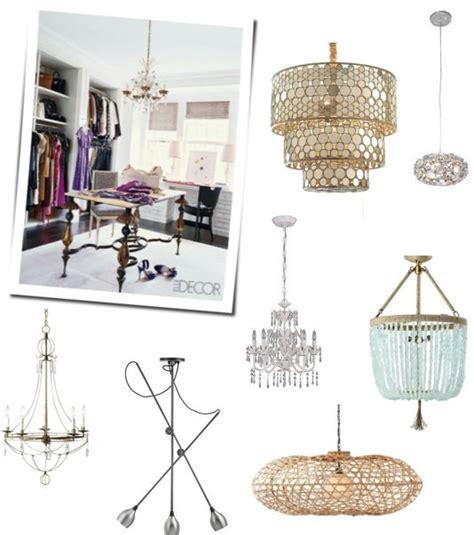 chandelier in closet closet chandelier inspiration photos popsugar home