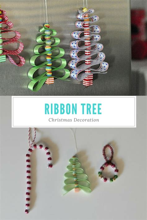 tree ribbon decoration ribbon tree decoration be a