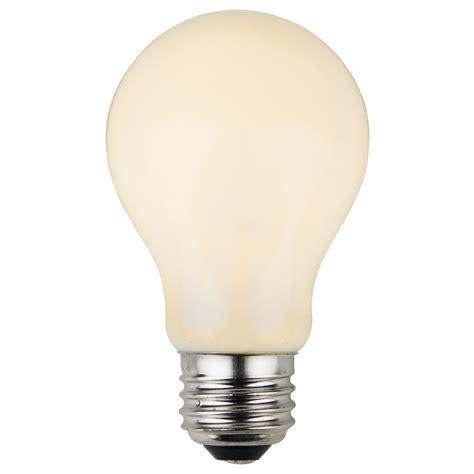 white bulbs e26 and sign bulbs a19 opaque white 25 watt