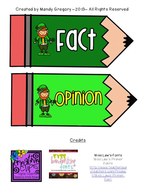 fact and opinion picture books 17 best images about fact and opinion on