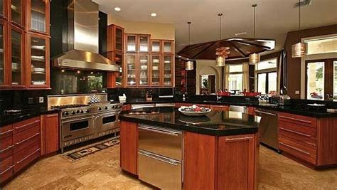 house plans with big kitchens plan w4274mj photo gallery country premium collection european luxury corner lot