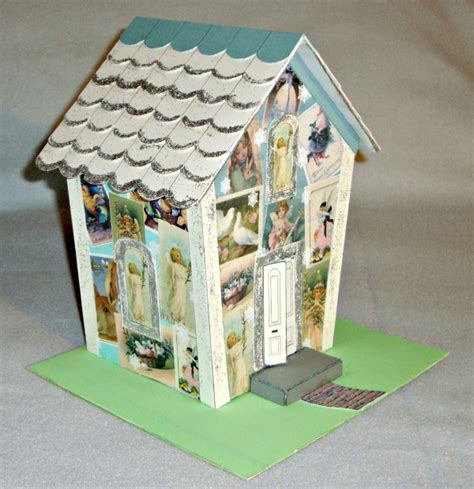 paper crafts house 11 diy easter crafts the graphics
