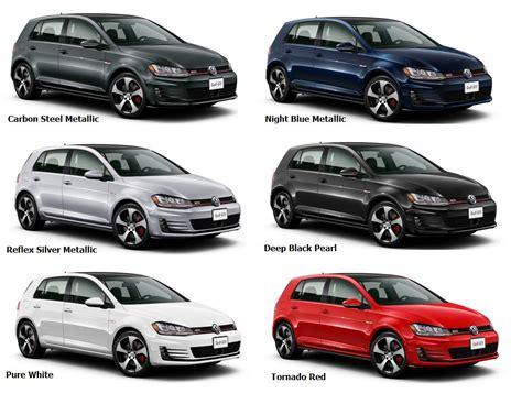Volkswagen Colors by Wheel Color Golfmk7 Vw Gti Mkvii Forum Vw Golf R