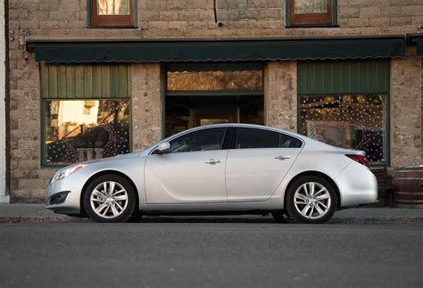 2014 Buick Regal Turbo by 2014 Buick Regal Turbo Side Profile Photo 5