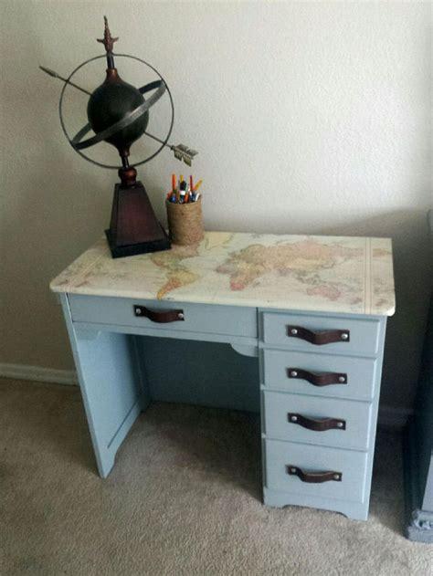 decoupage desk 25 best ideas about decoupage desk on