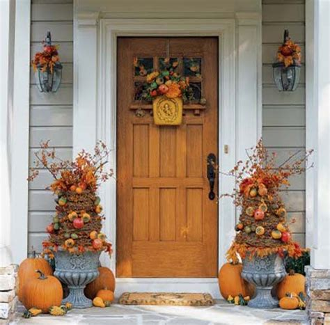 autumn front door decorating ideas get inspired autumn decor ideas how to nest for less