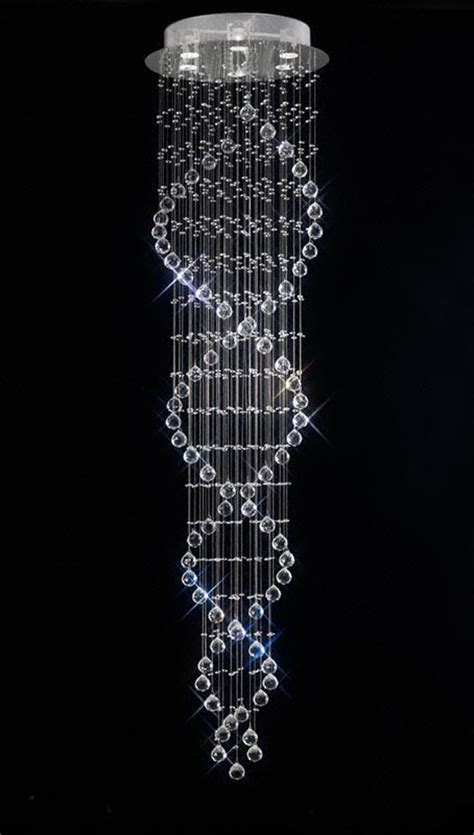 spiral chandeliers spiral twist floating pendant chandelier
