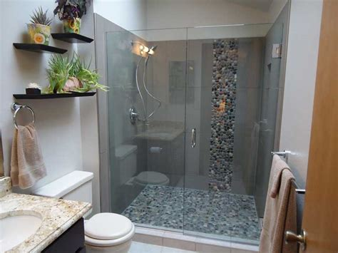small bathroom design with shower 15 sleek and simple master bathroom shower ideas design