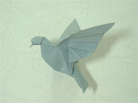 origami flying bird best 25 origami birds ideas on