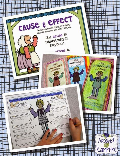 teaching cause and effect with picture books teaching with tomie depaola books part 3 the strega nona