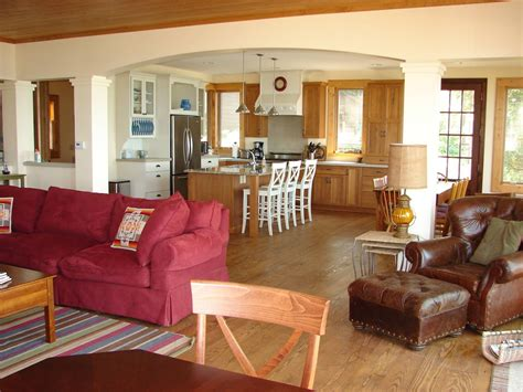 pictures of open floor plans 11 reasons against an open kitchen floor plan oldhouseguy