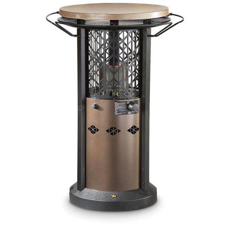 bistro patio tables bistro table patio heater 173382 pits patio