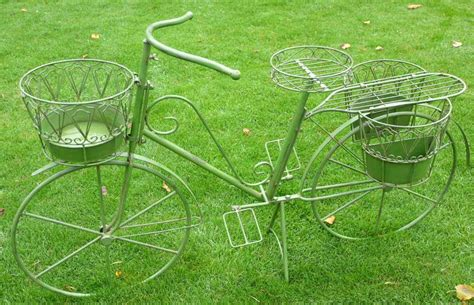 bicycle flower planter large bicycle flower planter