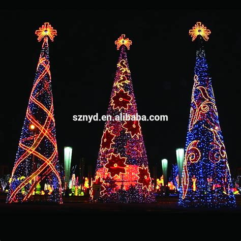 tree with lights and decorations 2015 tree for outdoor decorations