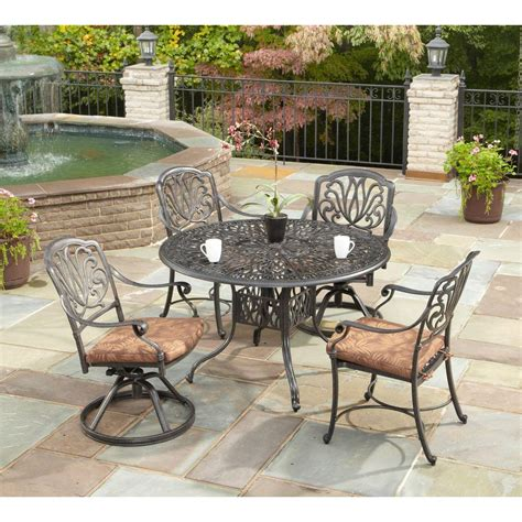 home depot patio chairs patio dining furniture