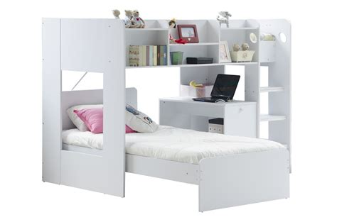 l shape bunk bed wizard l shaped bunk bed rainbow wood