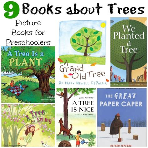picture books for 9 children s books about trees for preschoolers where
