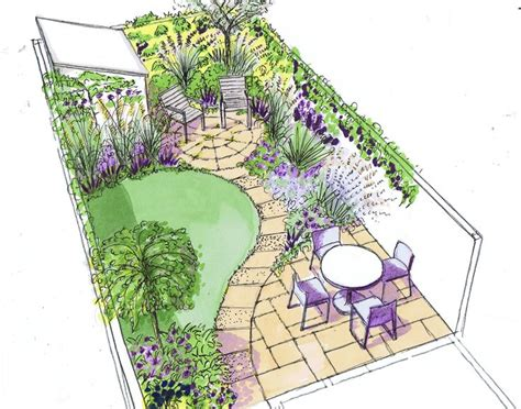 small flower garden plans best 20 small garden design ideas on